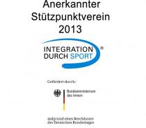 Stützpunktverein Integration durch Sport