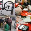 Fahrrad-Selbsthilfewerkstatt und Repair Café