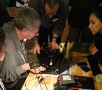 Besucherrekord und Gerätespende beim Reparaturcafé in Braunschweig