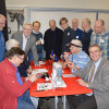 Bürgermeister Thomas Pink besucht das Repair Café