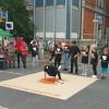Wolfenbütteler Streetdancer beim Tag der Niedersachsen