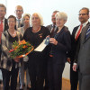 Bundesverdienstkreuz für Astrid Hunke