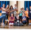 Breakdance-Family beim Minsterium im Einsatz
