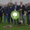 Eiche zur Inklusion im MKN-Sportpark gepflanzt