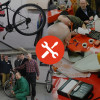 Repair Café und Fahrradselbsthilfe in WF