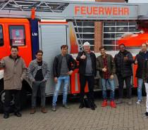 Peers helfen: Freiwillig bei der Feuerwehr
