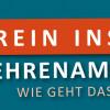 """""""Rein ins Ehrenamt"""" – Veranstaltung im Haus der Kulturen"""