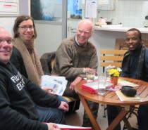Integration durch ein Ehrenamt im Bürgerzentrum