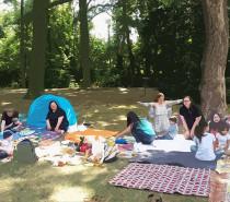 Frauenpicknick – Auftakt zum Frauentreff
