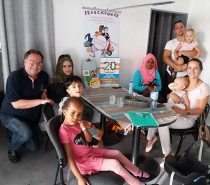 Familienpatenschaften vermittelt