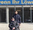 """Freiwilligenagentur Wolfenbüttel beteiligt sich am Projekt """"Stadionbegleitung"""""""