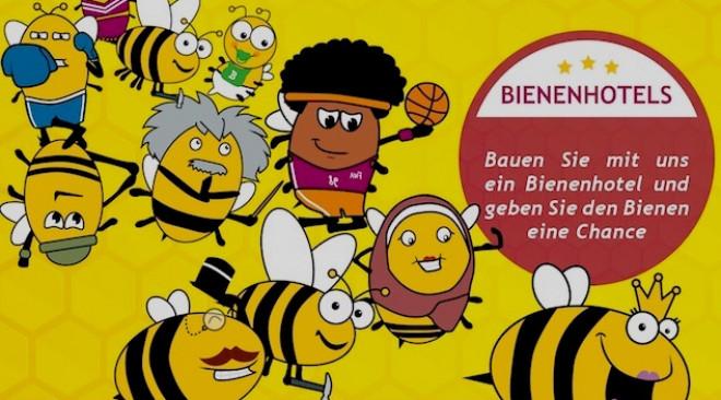 Bienen- und Vogelhäuser bauen in Wolfenbüttel