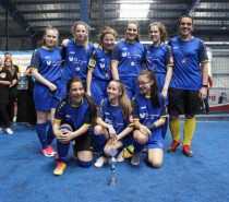 Fußball zur Inklusion in der SoccaFive Arena