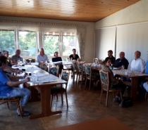Runder Tisch in Baddeckenstedt