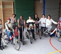 Integrativer Fahrradkurs in Baddeckenstedt