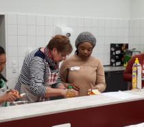Kochkurs mit den Landfrauen in Baddeckenstedt