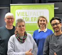 Fördermittel für Demokratie-Projekte in Wolfenbüttel