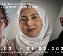 """Ausstellung """"Gesichter der Demokratie"""" in Braunschweig"""