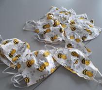 Masken für Bienes Zukunft