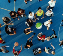 Inklusiver Sporttag in Wolfenbüttel
