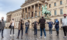 Viele Helfer:innen im Einsatz – Du für Braunschweig