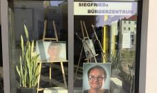 Demokratie-Ausstellung in Siegfrieds Bürgerzentrum
