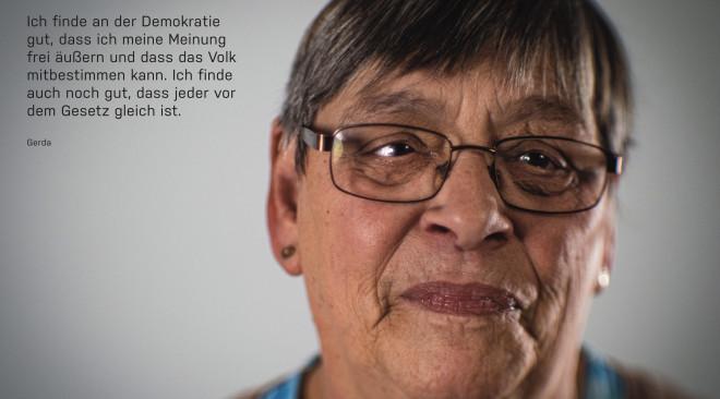 Ausstellung: Gesichter der Demokratie