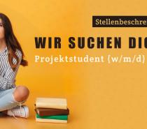 Projektstudent (w/m/d) für die Demokratie gesucht