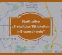 """Einladung zur Stadtrallye """"Freiwilliges Engagement"""""""
