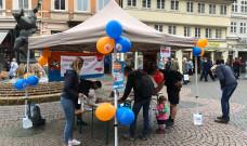 "Nachbericht: ""Sprache-Spiele-Proteste-Meile"""