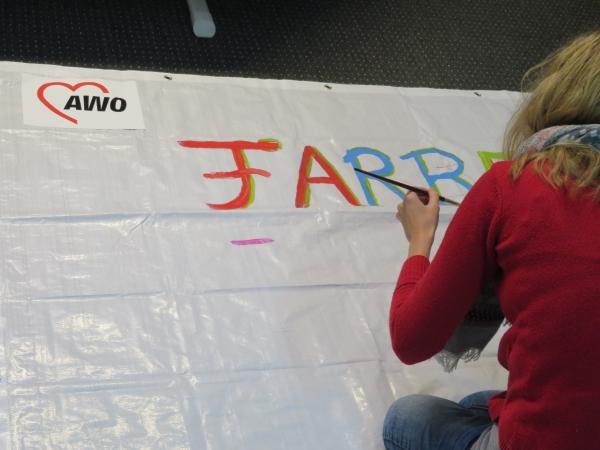 Awo Unser Zeichen Gegen Rassismus Braunschweig
