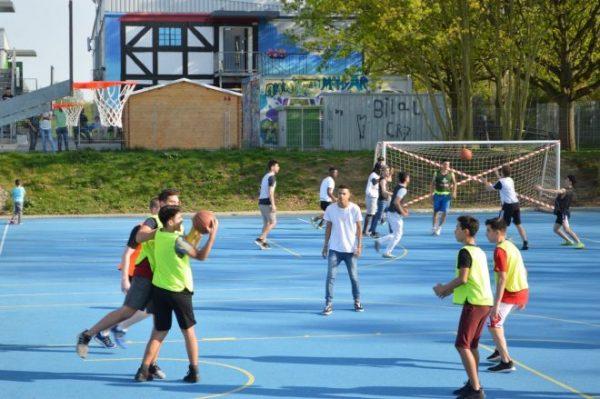 Sonne, Sport und Integration