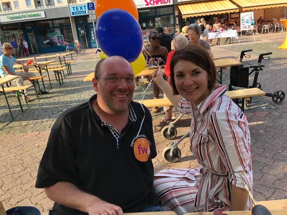 Sommerfest im Heidberg