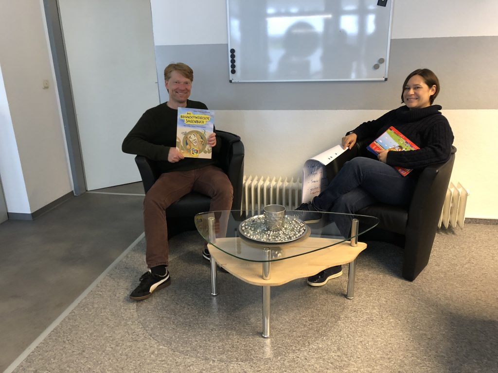 Christian Sielaff und Luz Guzman bieten künstlerische Aktionen beim Kreativtag im KufA-Haus