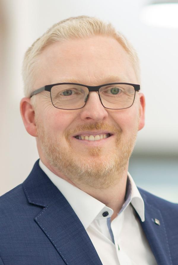 Falk Hensel - Vorsitzender der Freiwilligenagentur